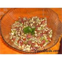 Gavurdağı Salatasının Tarifi