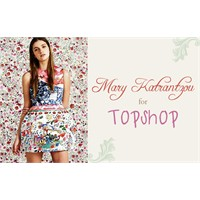 Mary Katrantzou For Topshop 2012 İlkbahar Koleksiy