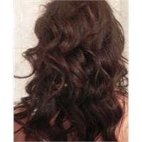 Uzun Süre Kalıcı Dalgalı Saç