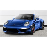 Topcar Porsche 911 Carrera 4 / 4s Gün Işığına Çıkt