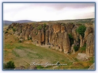 Konya da Bir Tarihi Mekan - Kilistra (gilisıra)