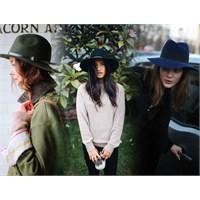Trend: Fötr Şapkalar