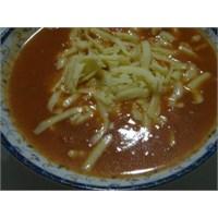 Domates Çorbası (Bol Kaşarlı)