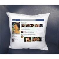 Facebook Yastık – Kişiye Özel Profil Tasarım