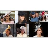 Cambridge Düşesi Catherine Şapkaları