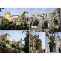 İmge Harikalar Diyarında: Sintra Ve Pena Sarayı