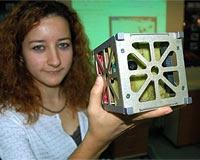 Türkiye nin İlk Küp Uydusu Uzaya Gönderildi