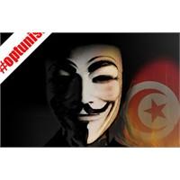 Anonymous, İsrail Devlet Sitelerine Saldırdı!