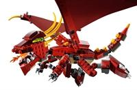 Fiery Legend-lego