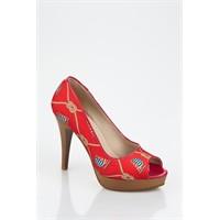Fox Shoes Platform Topuklu Ayakkabı Modelleri