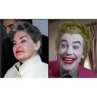 Batman Karakterlerinin Benzerleri
