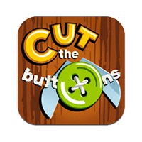 İpad Düğme Kesme Oyunu Cut The Buttons