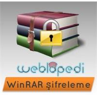 Winrar Dosyalarınızı Şifreleyin!