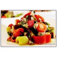 Naneli Patlıcan - Zeytinyağlı Yemekler