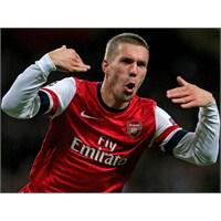 Lukas Podolski Takımla Antremanlara Başladı
