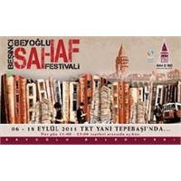 5.Beyoğlu Sahaf Festivali Bugün Başlıyor!