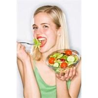 Ara Öğün Olmadan Beslenmek