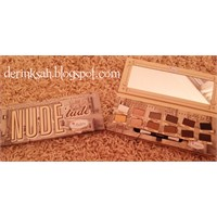 The Balm Nude' Tude Eyeshadow Palette