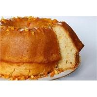 Portakallı Ve Soslu Islak Kek