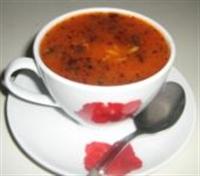 Maydonozlu Şehriye Çorbas