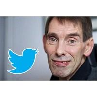 Felçli Adam Gözleriyle Tweet Attı