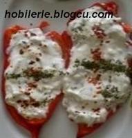 Kırmızı Biber Salatası (turşulu)