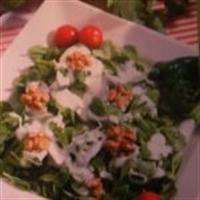Cevizli Semizotu Salatas