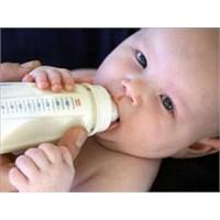 İlk Yıl Bebeğe İnek Sütü Verilmez