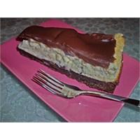 -çikolatalı Cheesecake-