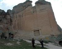 Mö 7-8. Yüzyıldan Kalma Yazılıkaya nın Üzerindeki