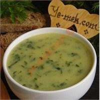 Yeşil Otlu Patates Çorbası (Resimli Anlatım)