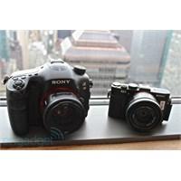 Kompakt Full Frame Fotoğraf Makinesi