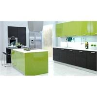 Yeni Mutfak Modelleri 2014 Kelebek Dekorasyon