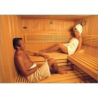 Sauna'nin Faydalari...Spordan Sonra Sauna'ya Giril