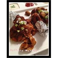 Fırın Poşetinde Mantarlı Tavuk- Yumuşacık