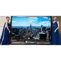 İşte Dünyanın En Büyük Ultra Hd Televizyonu