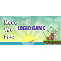 Move The Box İphone Puzzle Oyunu Ücretsiz