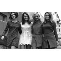 Modada 1970'li Yıllara Döndük