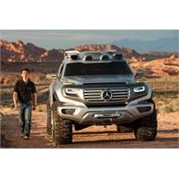 Mercedes'den Geleceğin Arazi Aracı Ener- G - Force