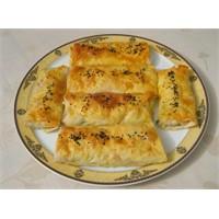 Tavuklu Börek Tarifi, Yapılışı Ve Malzemeleri