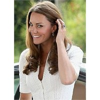 Kate Middleton Singapur'da