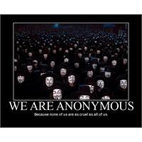 Anonymous Cia'in Sitesine Saldırdı