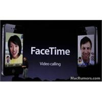 Facetime Nedir? İphone 4 İle Gelen Özellik