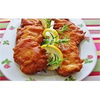 Benye Sos İle Tavuk Fileto