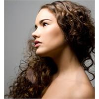 Kıvırcık Saçların Bakımı