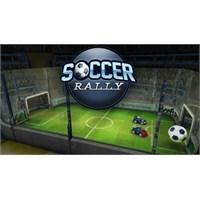 Soccer Rally: Euro 2012 İphone Oyun Tanıtımı