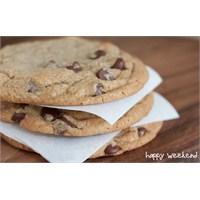 Cookie * Damla Çikolatalı Kurabiye* Tarifi
