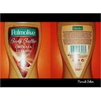 Palmolive Body Butter Çikolata Tutkusu Duş Jeli