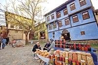 Hafta Sonu Tatili İçin Cumalıkızık Köyü