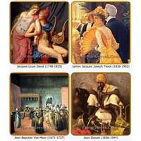 Fransız Ressamların Biyografi Ve Tabloları